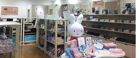 [今治]タオル工房maoの店内写真
